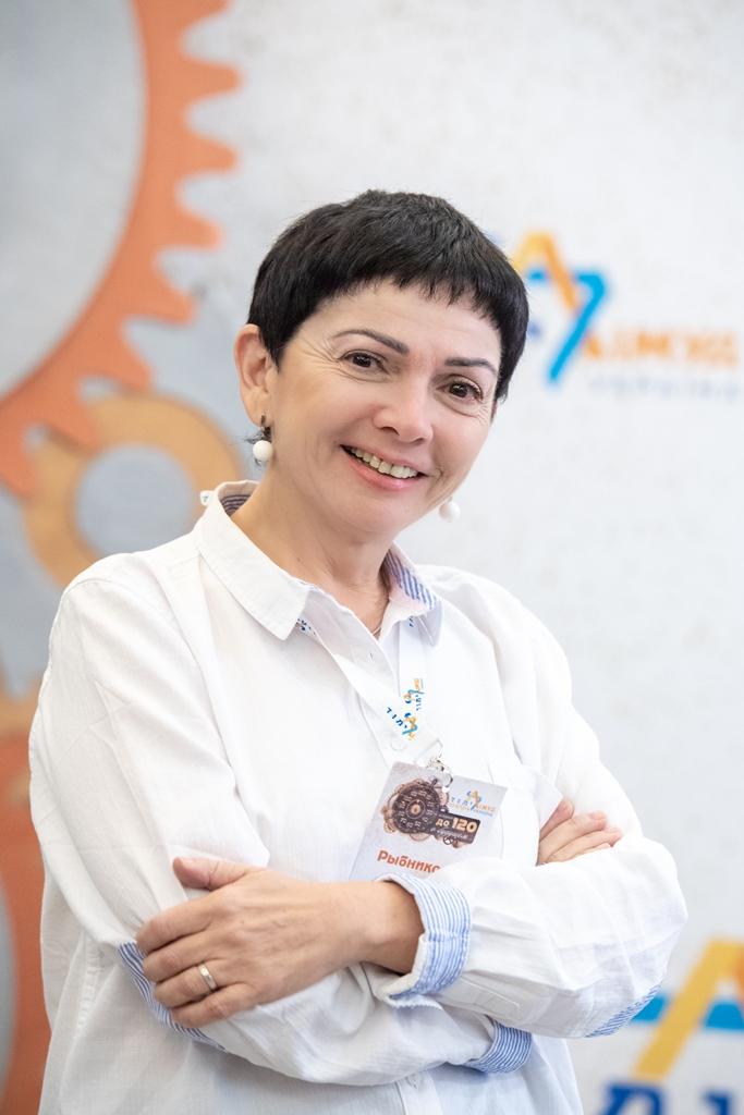 Рыбникова Галина